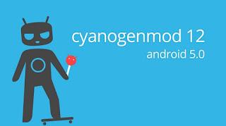 cyanogenmod for asus zenfone 4