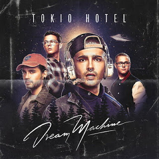 Tokio Hotel - Dream Machine - Album Download, Itunes Cover, Official Cover, Album CD Cover Art, Tracklist