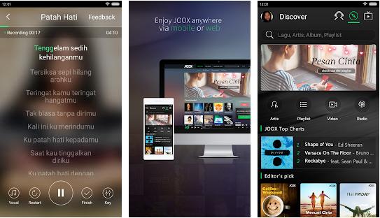 JOOX Music Premium Mod Apk Latest