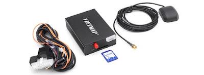 Máy định vị GPS dẫn đường VIETMAP Touch 9100 Pioneer