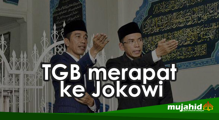TGB merapat ke Jokowi