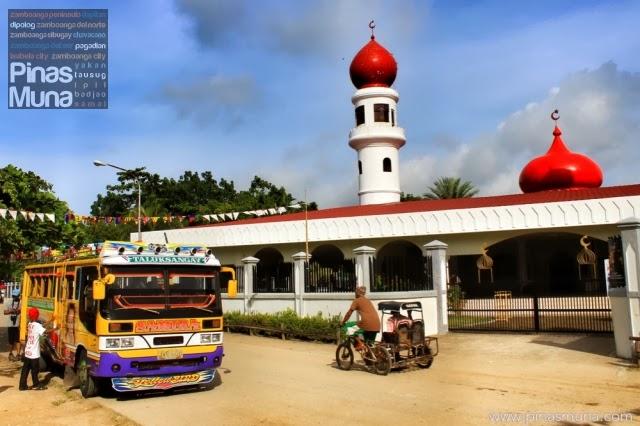 Taluksangay Mosque in Zamboanga City