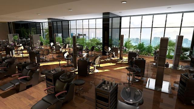 Phòng tập Gym chung cư Eco Lake View