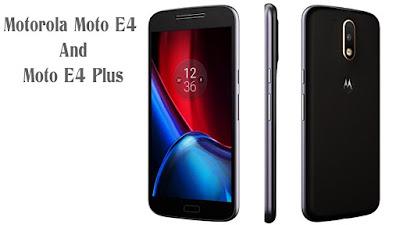 Motorola Moto E4, Motorola E4 Plus, Batería de gran capacidad, pantalla HD, gran cámara, características fantásticas, Android Nougat