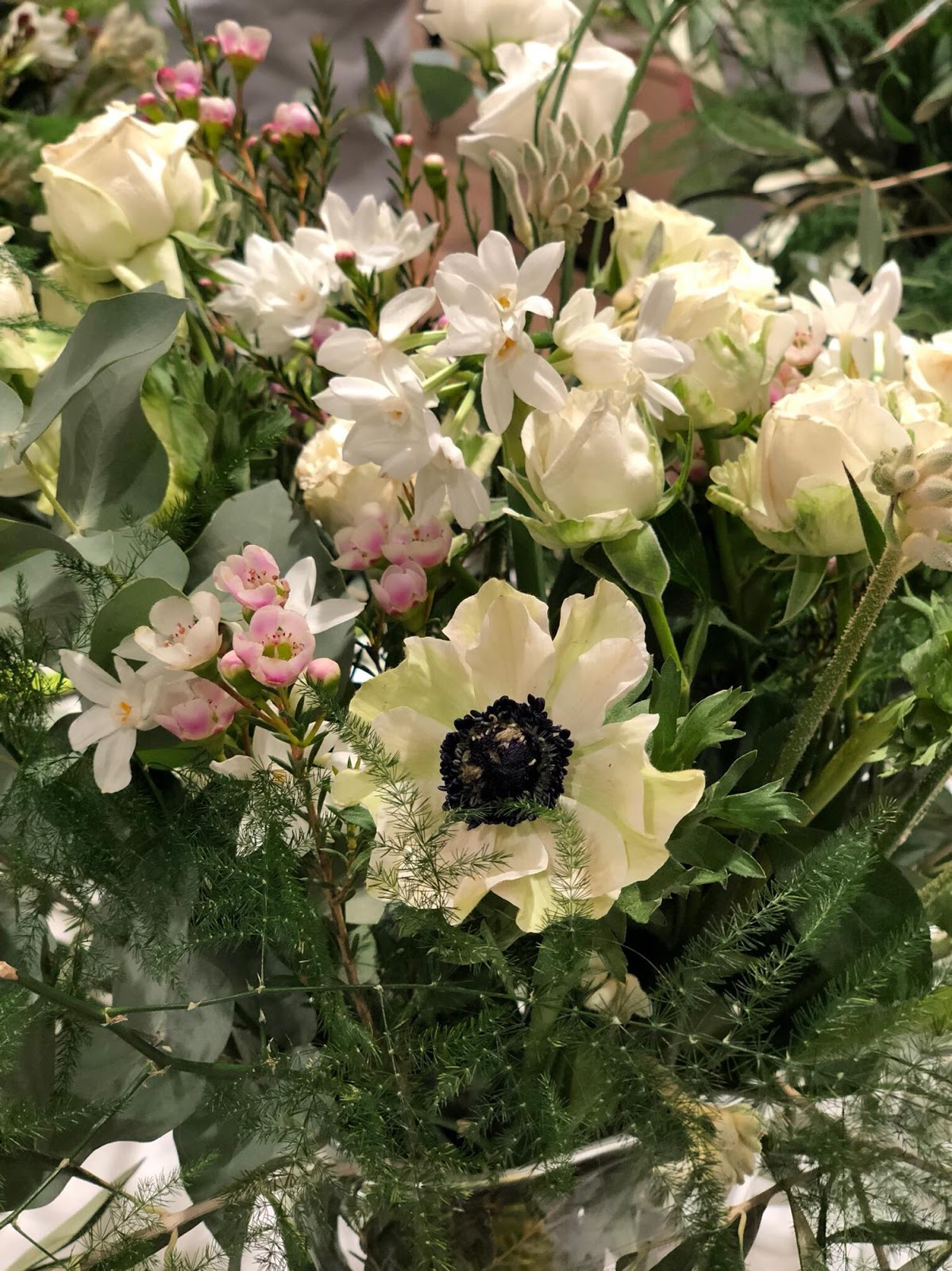 Flowers an evening with the white company and some mothers day you can find some more ideas for mothers day gifting with the white company here mightylinksfo