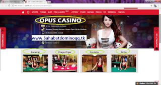 QQKLIK SITUS LIVE CASINO Online mobile-OPUS CASINO-Baccarat, dragon tiger, siccbo, roulette Online