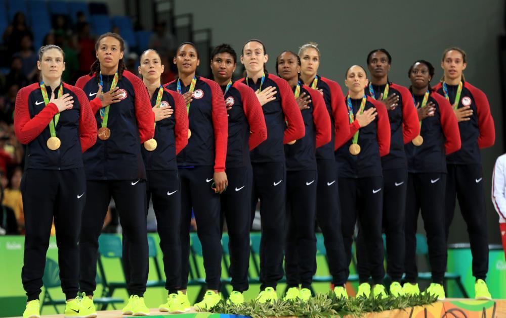 Polideportivo news eeuu vence a espa a en la final de - Las chicas de oro espana ...