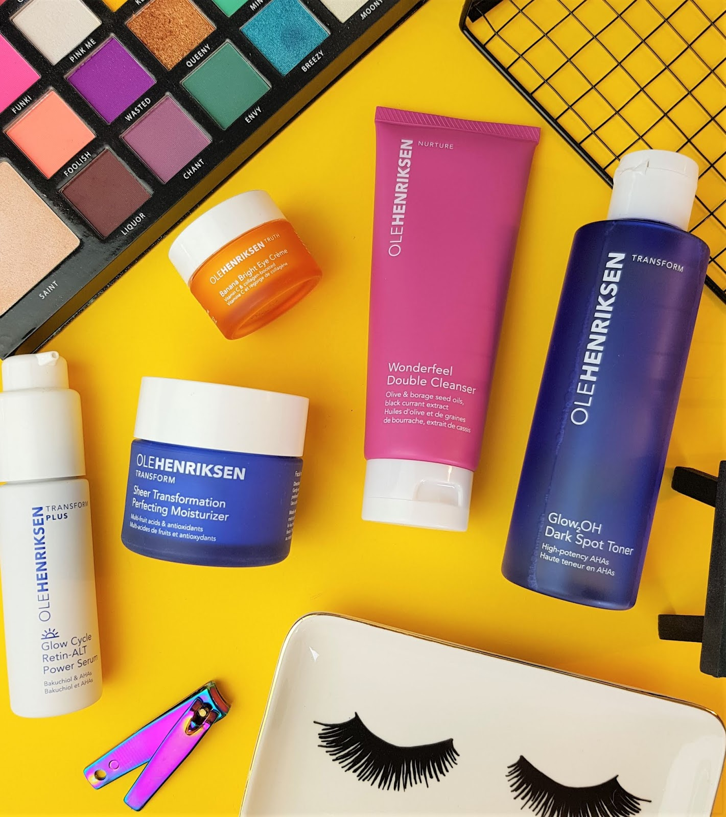 Five To Try From Ole Henriksen