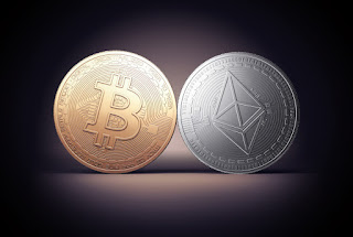 Is ethereum really outpacing bitcoin