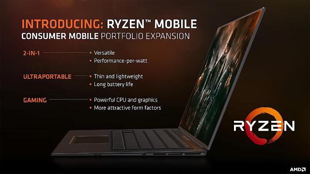 New powerful AMD Ryzen Laptops - DE JAY'S BLOG