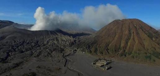 Beberapa Zona Risiko Saat Mendaki Gunung Berapi