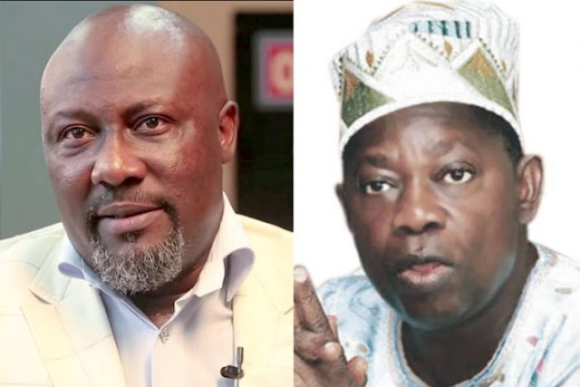 "MKO Abiola Is Dead,  He Cannot Be Made GCFR"" – Dino Melaye"