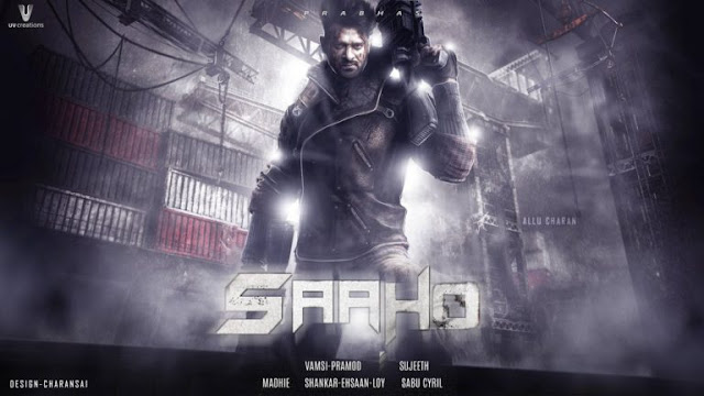Saaho Movie Prabhas HD Wallpapers