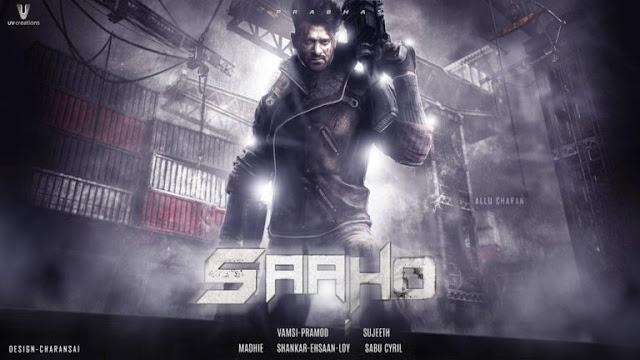 Saaho Movie Prabhas HD Wallpapers