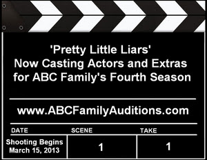ABC Family Casting Pretty Little Liars Season 4