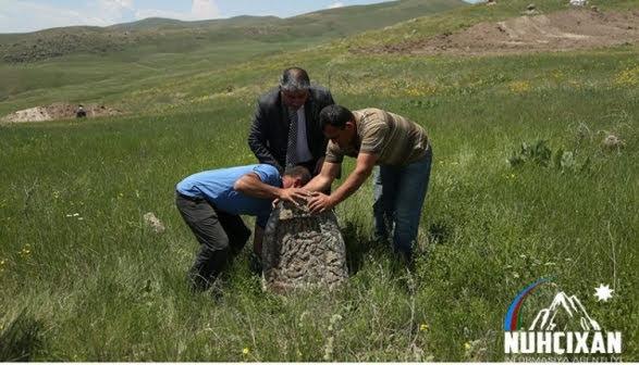 Najichevan dice que capturó 11.000 hectáreas y Armenia lo niega