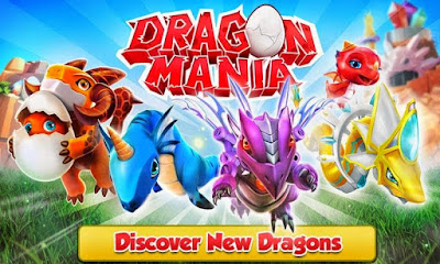 Download Dragon Mania V4.0.0 Mod Apk (Unlimited Coins & Gems)