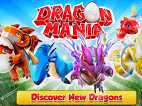 Dragon Mania V4.0.0 Mod Apk (Unlimited Coins & Gems) Terbaru