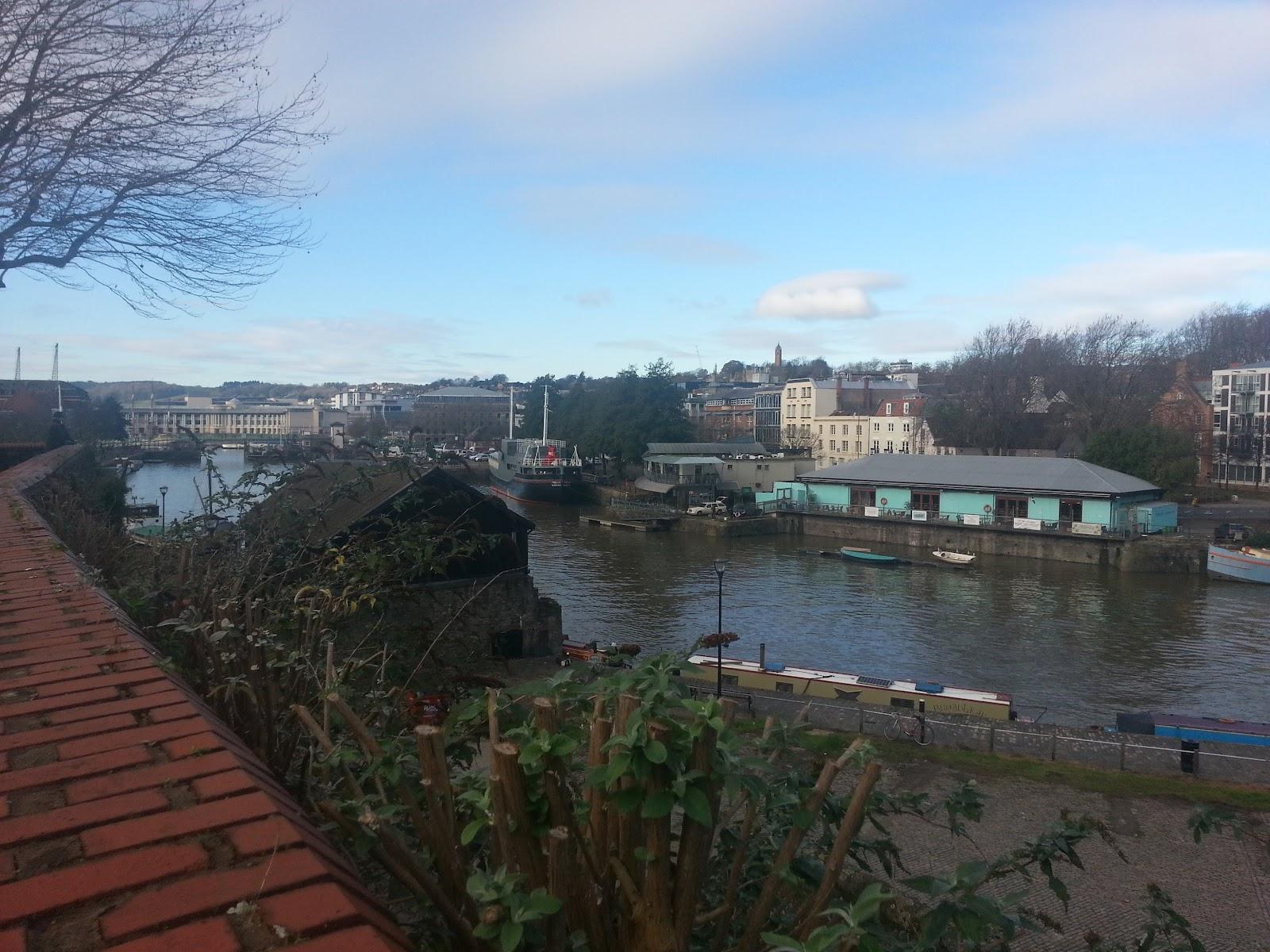 , Weekending in Bristol