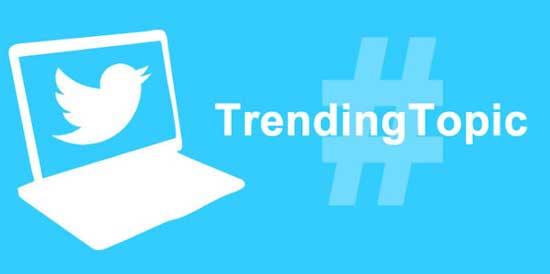 Hashtag #AhokYuk masuk top trending topik Twitter malam ini