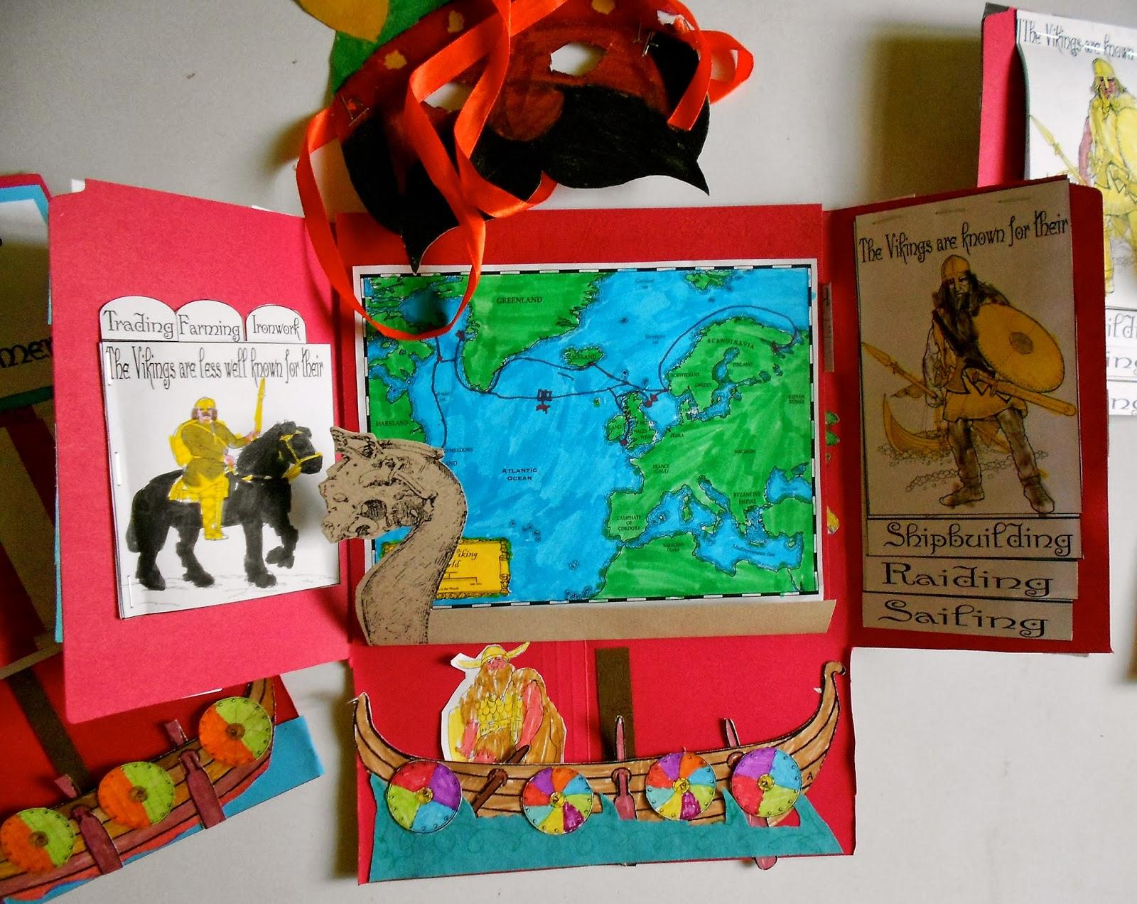 All That S Goood Viking Lapbooks