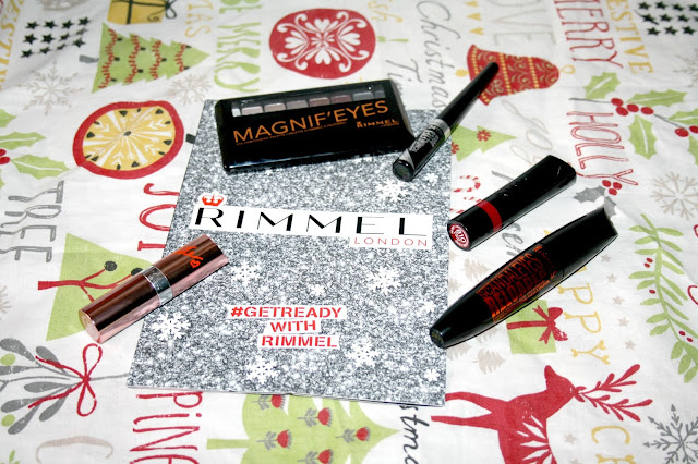 #GETREADY with Rimmel