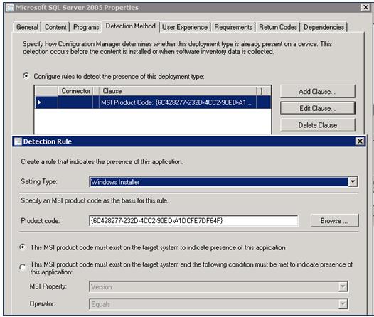 Venu Singireddy's blog: The software change returned error