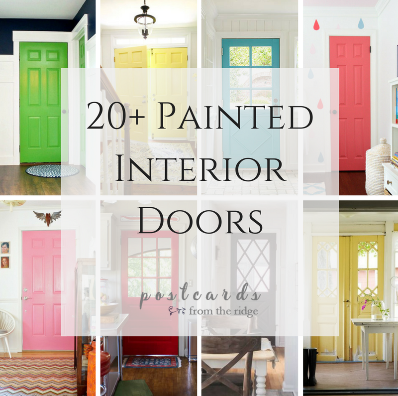 decor house interiors stylish interior house house decor interiors on interior doors 22 Gorgeous Painted Interior Doors that Arenu0027t White. in Design ideas and  inspirations, Favorite Paint Colors, Home Decorating ...