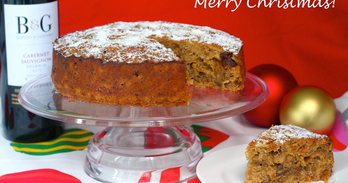 Christmas Cake Bakers Delight