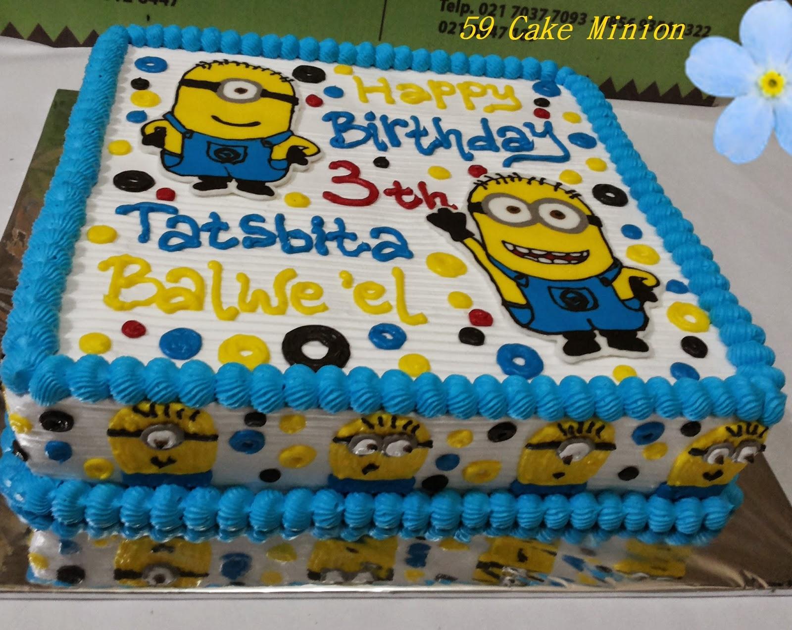 Resep Cake Ulang Tahun Cake Ulang Tahun