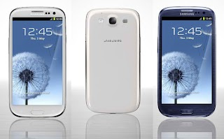 Orange UK Offers Samsung Galaxy S III LTE Plus Panther Extra 36 Plan