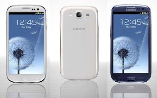 Orange UK Offers Samsung Galaxy S III LTE Plus Panther Extra 36 Plan