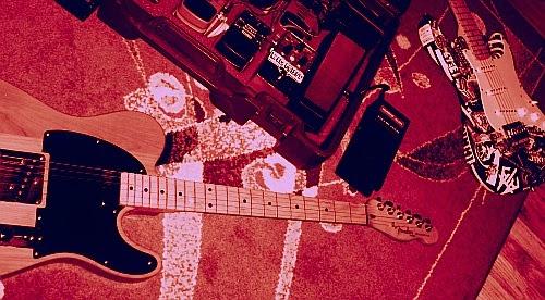 noise making guitar gear / Dichotomy Engine