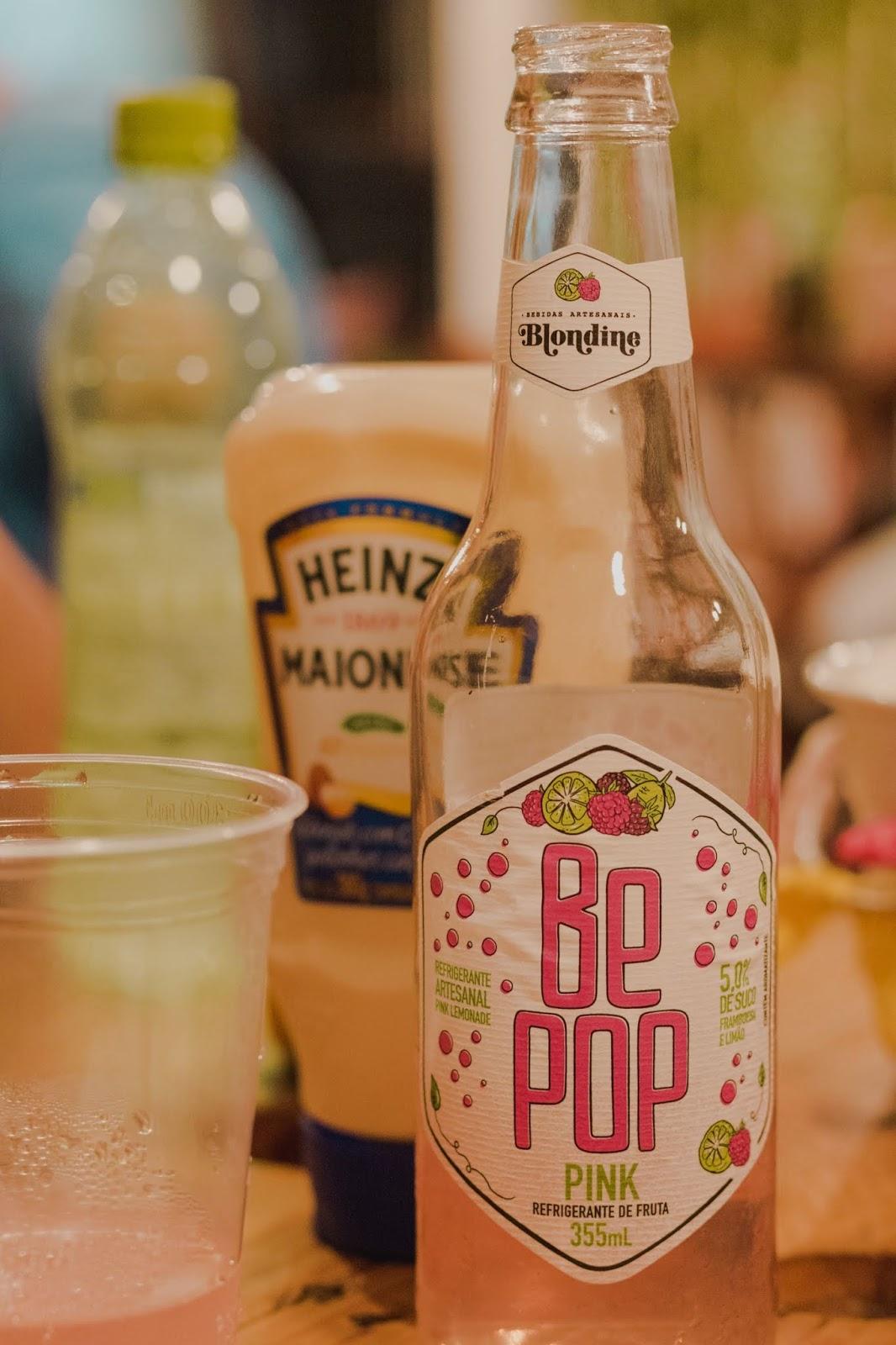 garrafa de refrigerante artesanal