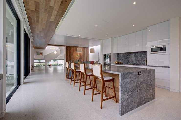 thiết kế thi công nội thất nhà bếp độc đáo 19