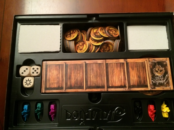 The Unapologetic Geek: Organising my boardgames