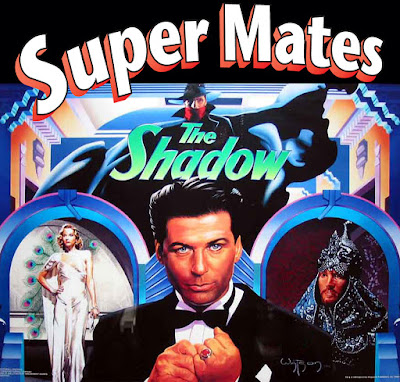 Super Mates 56: The Shadow –1994