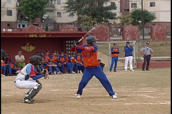 b61270f60cf6d Sancti Spíritus mejora en torneo nacional de béisbol sub-15