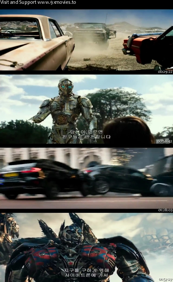 Transformers The Last Knight 2017 Dual Audio Hindi 720p HDRip