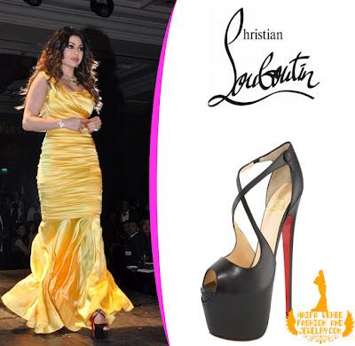 b1f143b443b Haifa Wehbe Louboutin Shoes Related Keywords & Suggestions - Haifa ...
