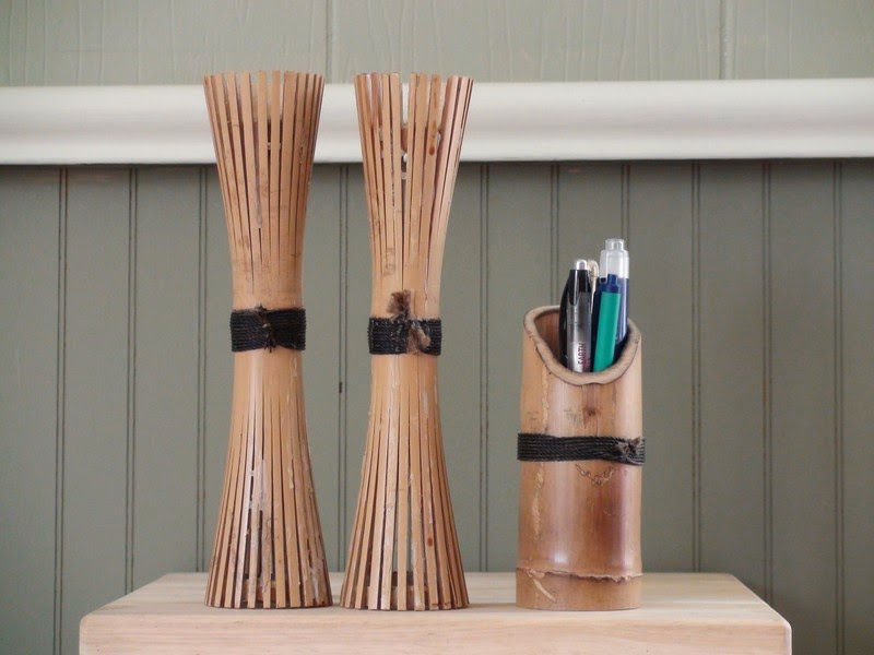 Bamboo Craft Ideas For Home Decor
