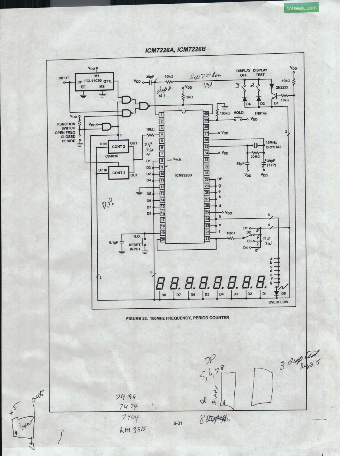 Old School Electronics Schematics