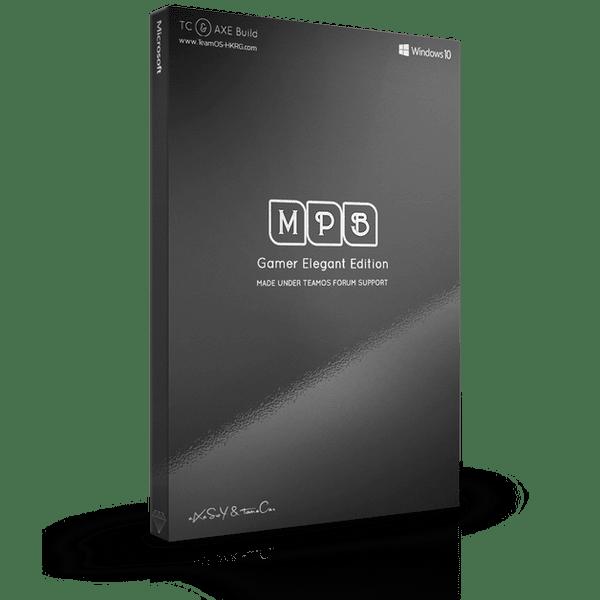 Microsoft - Windows 10 Gamer Elegant Edition 2019