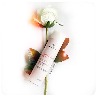 7 skin method, Nuxe, Rosa Damascena