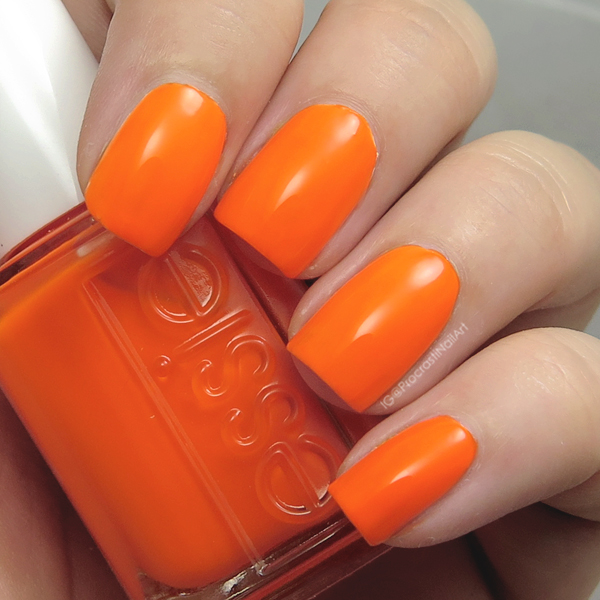 Essie 2016 Neon Collection Mark on Miami