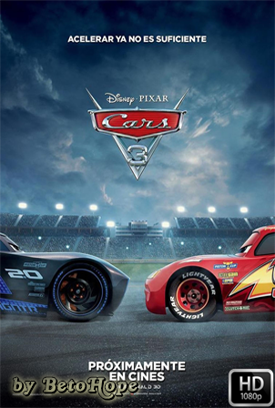 Cars 3 [1080p] [Latino-Ingles] [MEGA]