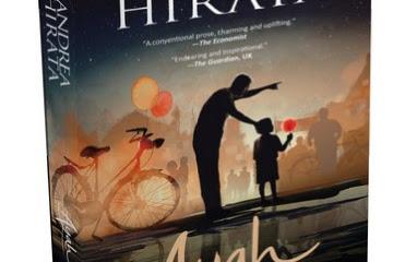 Resensi Novel: Ayah dan Secangkir Puisi yang Tumpah