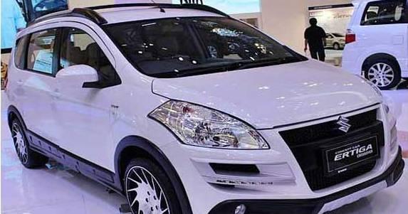 Harga Suzuki Ertiga Diesel Hybrid 2017