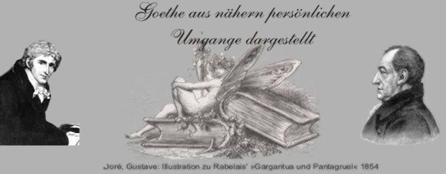 Goethe und Johannes Falk
