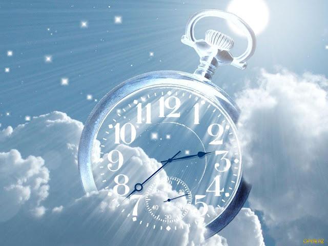 время бежит